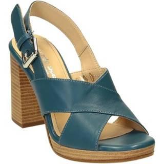 Sandále Leonardo Shoes  1501/1 GUANTINO JEANS