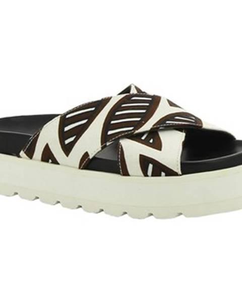 Čierne topánky Erika Cavallini