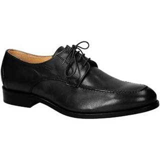 Derbie Leonardo Shoes  05559/FORMA 40 NAIROBI NERO