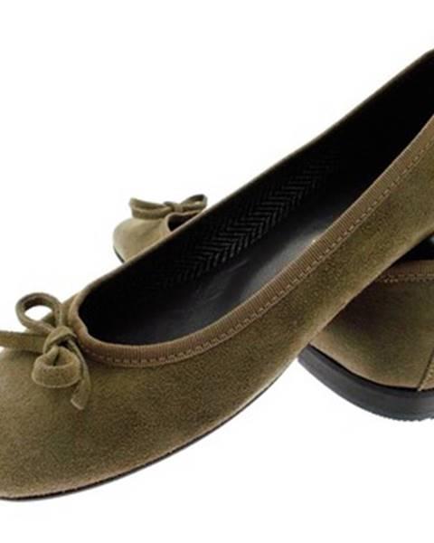 Béžové topánky Calzaturificio R.p