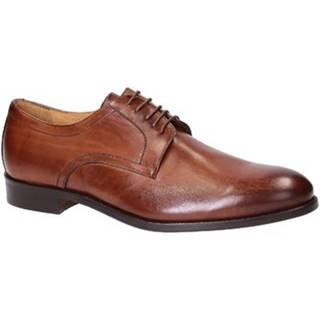 Derbie Leonardo Shoes  05798/FORMA 40 FULL NOCE