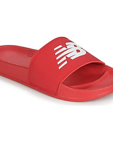 Červené topánky New Balance