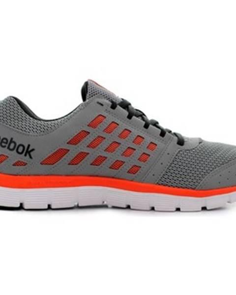 Viacfarebné topánky Reebok Sport