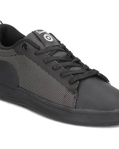 Čierne tenisky Vespa
