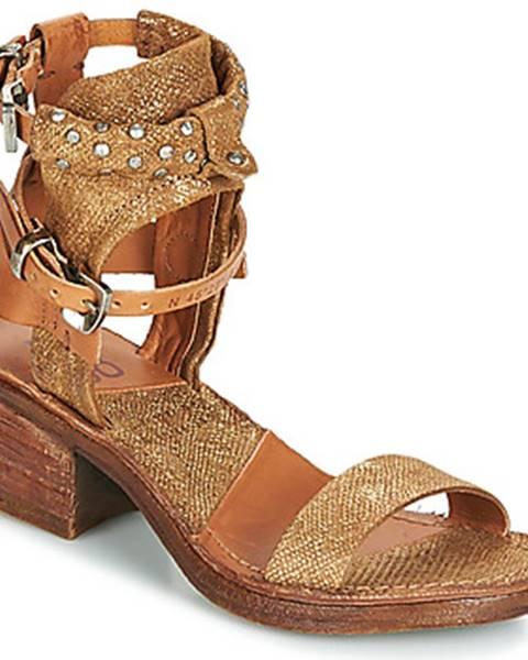 Zlaté topánky Airstep / A.S.98