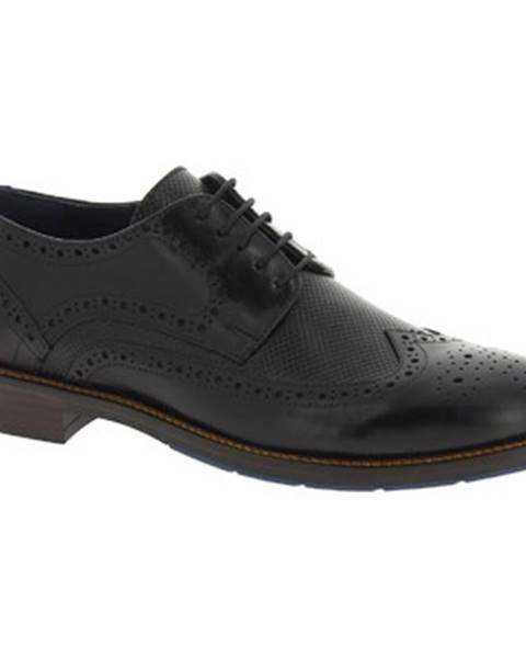 Čierne topánky Raymont