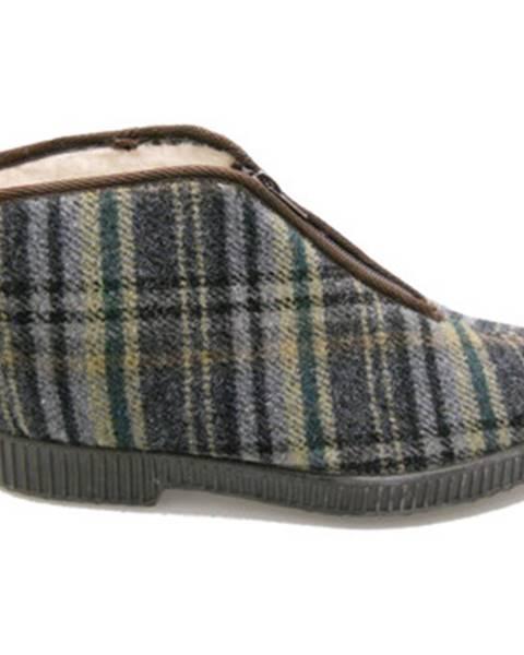 Hnedé papuče Italmen