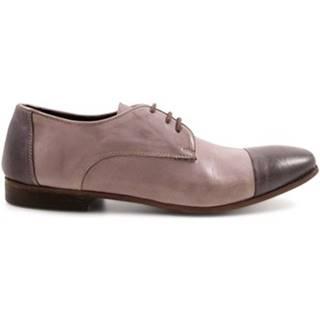 Derbie Leonardo Shoes  2423/4D PAPUA TORTORA-RIP.ANTR.