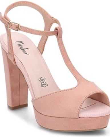 Topánky Menbur