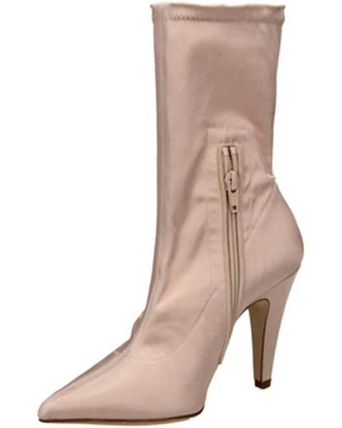Ružové topánky Giampaolo Viozzi