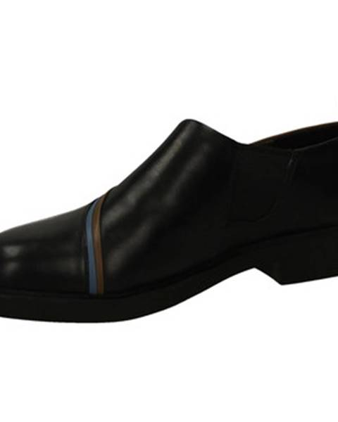 Čierne topánky Camper
