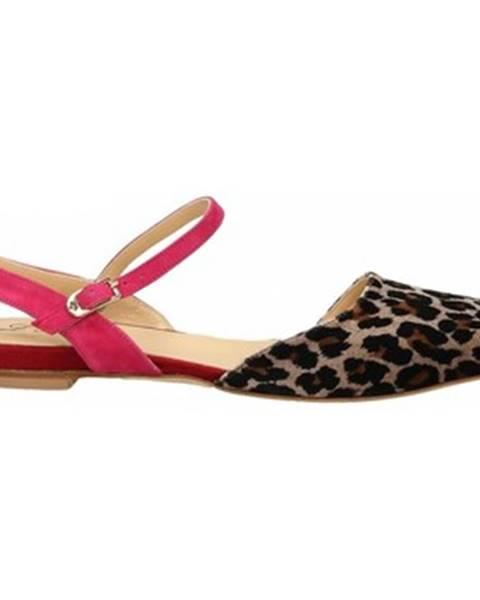 Hnedé topánky L'arianna