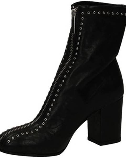 Čierne topánky Lemaré