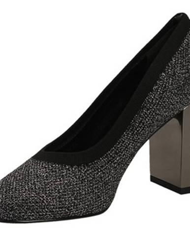 Strieborné topánky What For