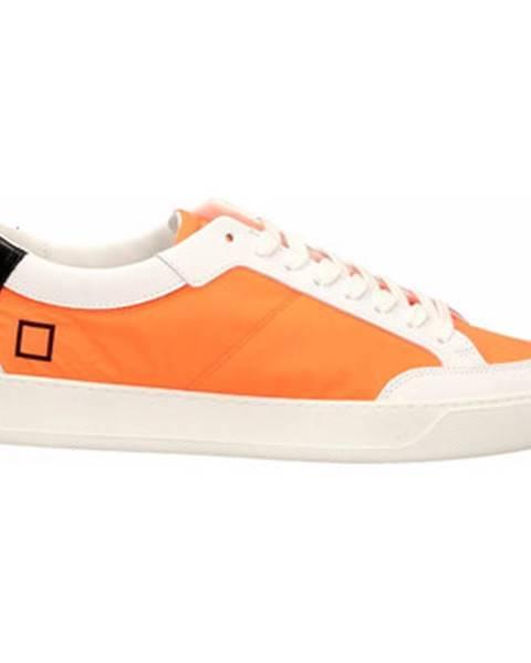 Oranžové tenisky Date