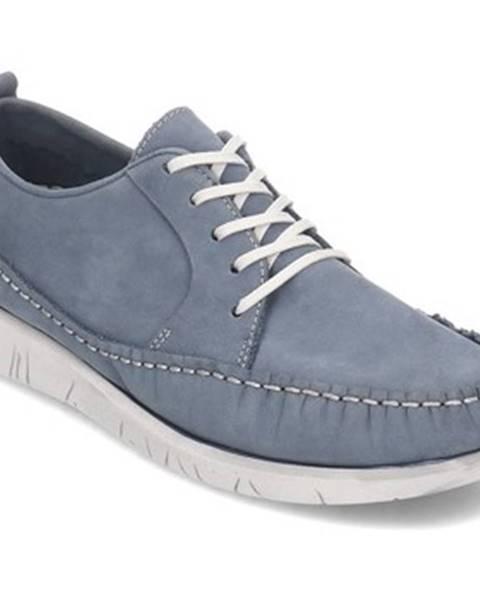 Modré topánky Softinos