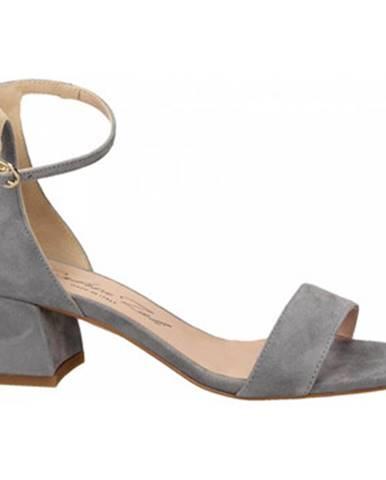 Biele topánky Andrea Zali