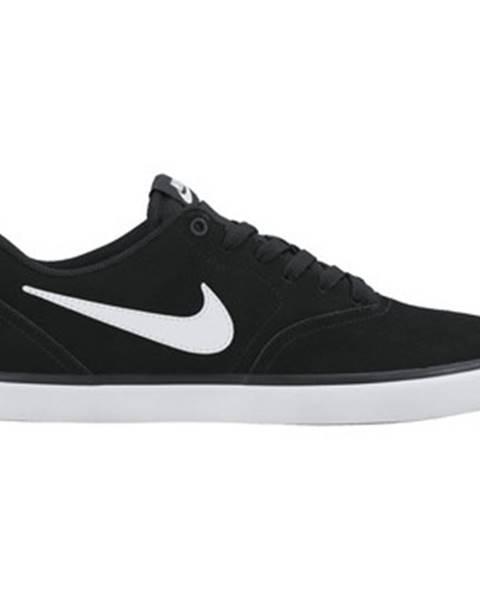 Čierne topánky Nike