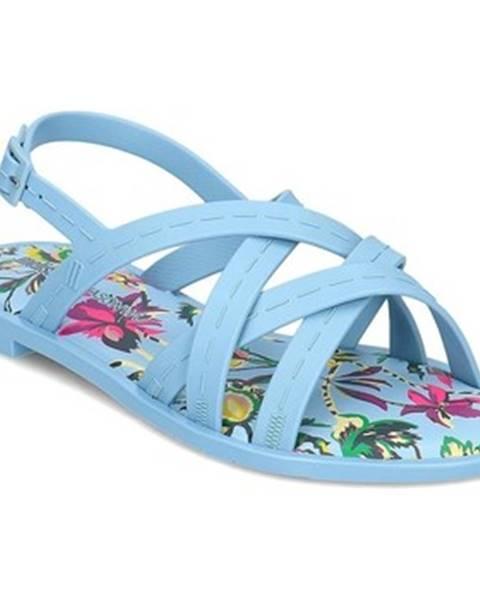 Modré topánky Melissa