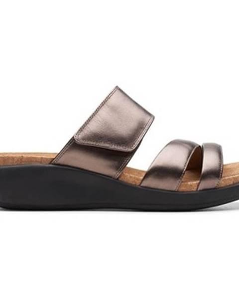 Zlaté topánky Clarks