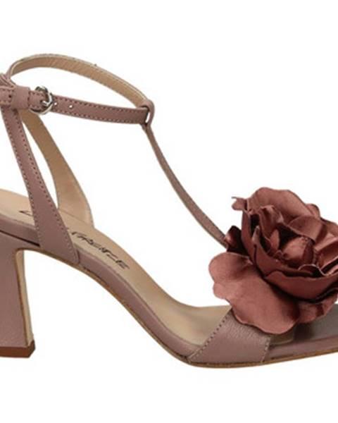Červené topánky Lami Firenze