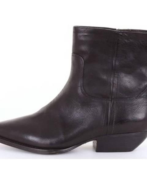 Čierne topánky Julie Dee