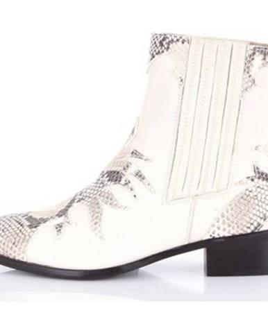 Viacfarebné topánky Toral