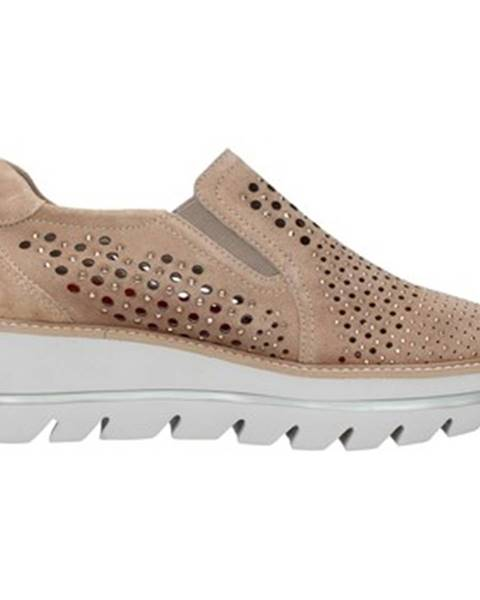Béžové topánky CallagHan