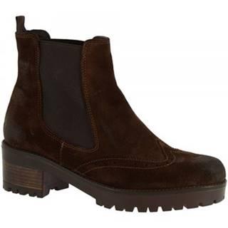 Čižmičky Leonardo Shoes  032-16 CAMOSCIO T. MORO