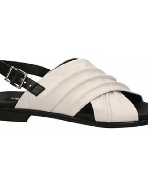 Viacfarebné topánky Tosca Blu