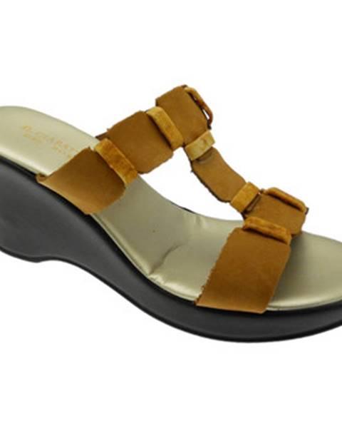 Hnedé topánky Cristina