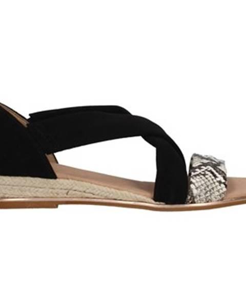 Čierne topánky Ska