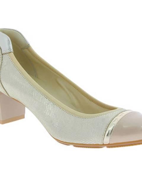 Zlaté topánky Hogan