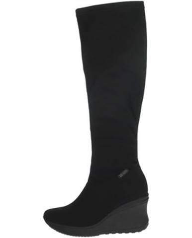 Čierne čižmy Agile By Ruco Line