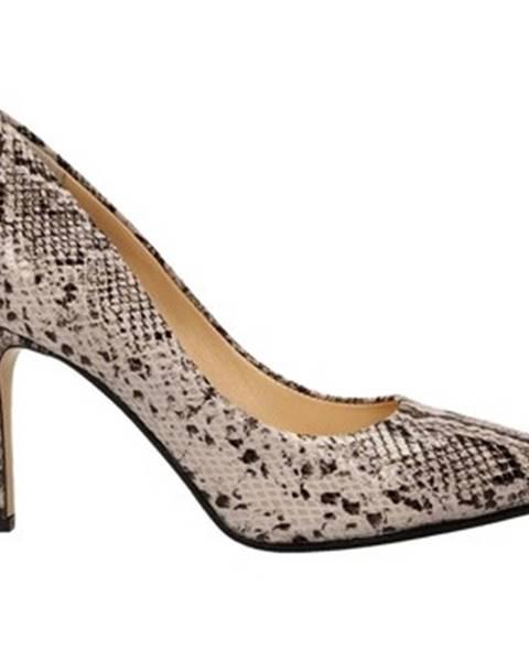 Béžové topánky L'arianna