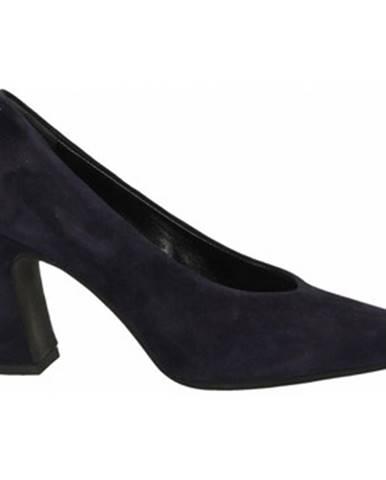 Fialové topánky Malù