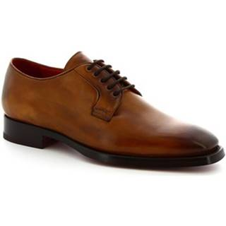 Derbie Leonardo Shoes  9161/19 TOM VITELLO DELAVE SIENA