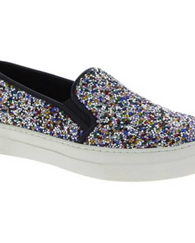 Viacfarebné topánky Steve Madden