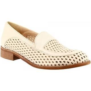Mokasíny Leonardo Shoes  2001MARC GHIACCIO