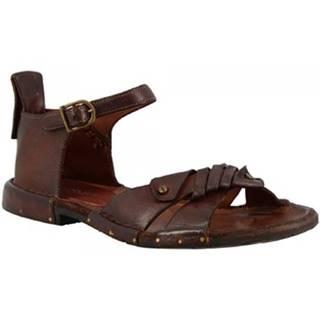 Sandále Leonardo Shoes  3475 WASH 538