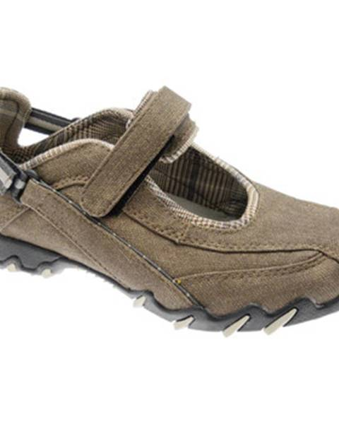 Béžové topánky Allrounder by Mephisto