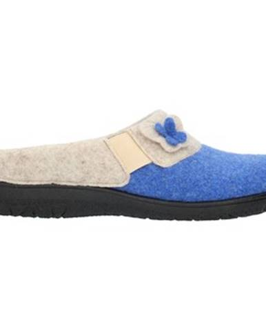 Modré papuče Clia Walk