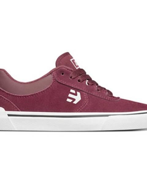 Bordové topánky Etnies