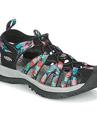 Viacfarebné športové sandále Keen