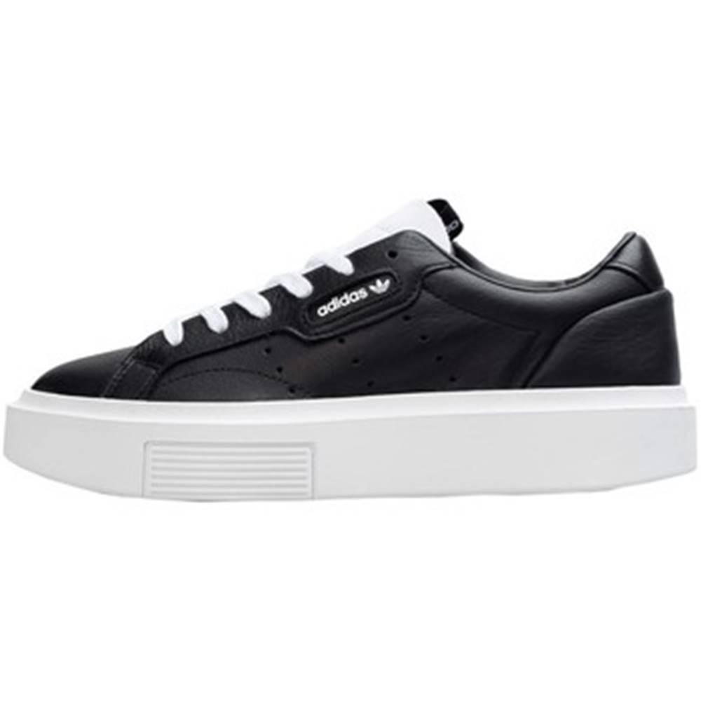 adidas Nízke tenisky adidas  W Sleek Super Shoes