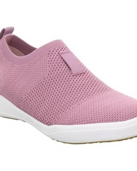 Ružové topánky Josef Seibel