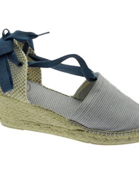 Modré topánky Toni Pons