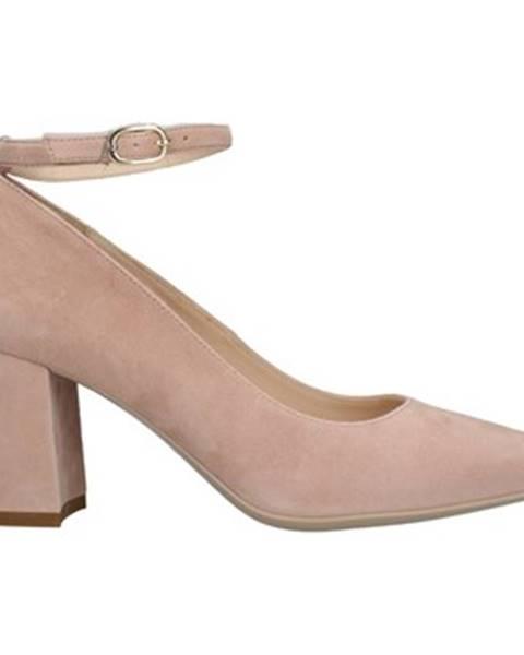 Ružové topánky Nero Giardini