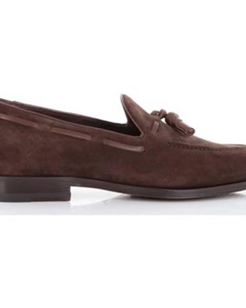Hnedé topánky Tagliatore