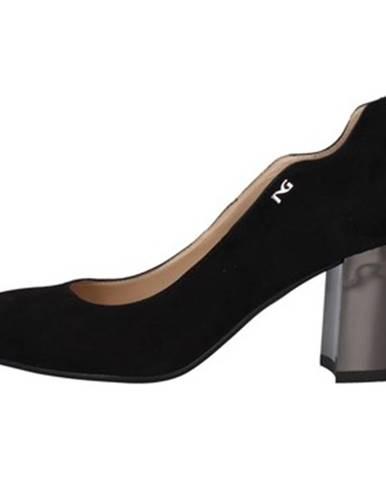 Topánky Nero Giardini